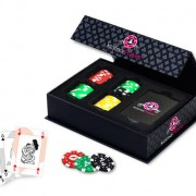 KAMA POKER CARDS E FICHES