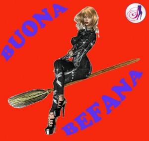 BUONA BEFANA DAL SOTTOSOPRA SEXY SHOP