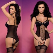 BODY ROSANA TEDDY XXL