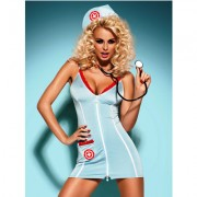 COSTUME DOCTOR DRESS 4 PEZZI