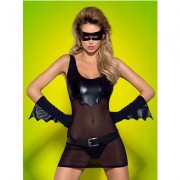 COSTUME DA BAT WOMAN