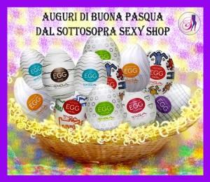 AUGURI DI BUONA PASQUA DAL SOTTOSOPRA SEXY SHOP