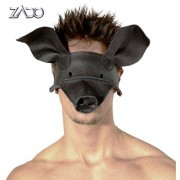 ZADO MASCHERA PIG BLACK