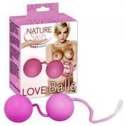 LOVE BALLS PALLINE VAGINALI-Geisha Balls