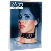 ZADO PADDED COLLAR BLACK