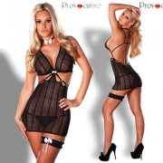 ROSE DÉSIR CHEMISE BY PROVOCATIVE