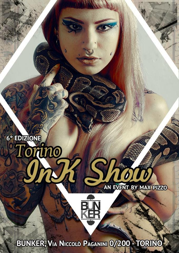 TORINO INK SHOW 2017