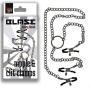 BLAZE NIPPLE AND CLIT CLAMPS