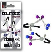 BLAZE CLAMP SET WITH BELLS