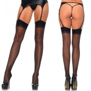 LEG AVENUE SHEER STOCKINGS