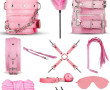 KIT SECRET PLEASURE FANTASY ROSA