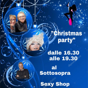 SOTTOSOPRA CHRISTMAS PARTY