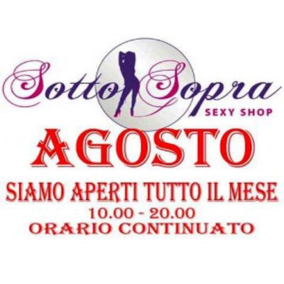 AGOSTO 2020 AL SOTTOSOPRA